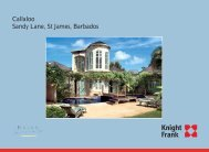Callaloo Sandy Lane, St James, Barbados - Bajan Services