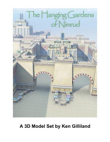 The Hanging Gardens of Nimrud - Emperor Ken's World
