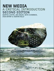 New Media: a Critical Introduction, Second Edition