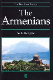 The Armenians - Erevangala500