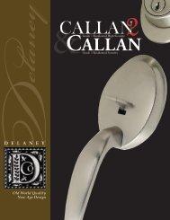 Delaney Callan Series