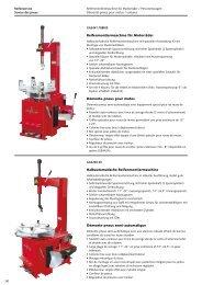 Service des pneus - Technomag AG