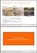 CRM Anwendung im Detailhandel am Beispiel der ... - Touchpoints - Seite 2