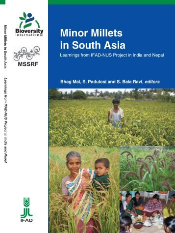 Minor millets in South Asia: learnings from IFAD-NUS project in India ...