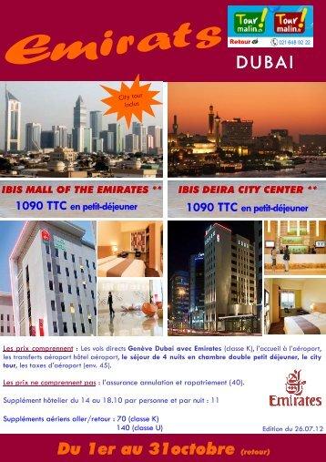 Emirats - tourmalin.ch
