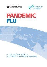 Pandemic flu: A national framework for responding to an influenza ...