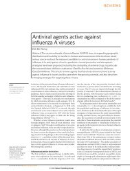 Antiviral agents active against influenza A viruses
