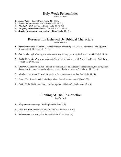 2 peter 1 sermon outline