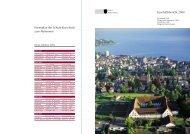 Geschäftsbericht 2004 Ferienplan der Schule ... - Stadt Rorschach