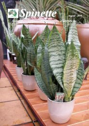 August 21-22 10am- 4pm - Cactus and Succulent Society of Australia