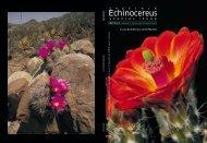 Echinocereus Special Issue - Cacti Guide