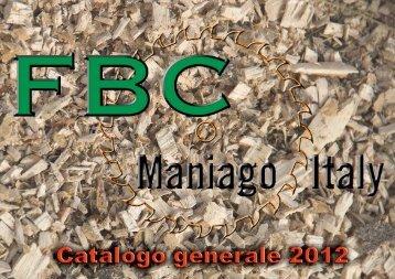 Scarica catalogo - fbc maniago