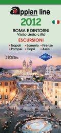 ROMA E DINTORNI ESCURSIONI - Appian Line