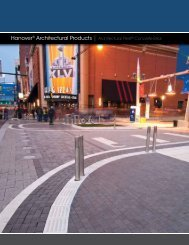 Hanover® Architectural Products | Architectural Prest® Concrete Brick