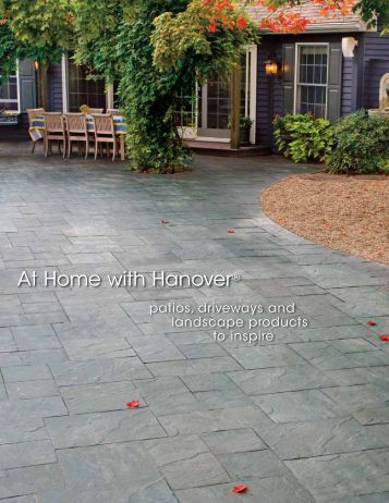 Home Products Guide - Hanover® Architectural Products