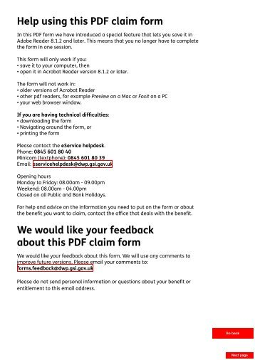 Maternity Allowance Form - UK Free Download