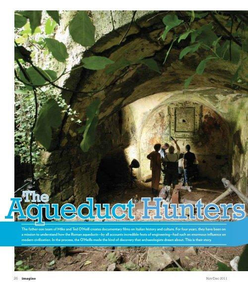 The Aqueduct Hunters