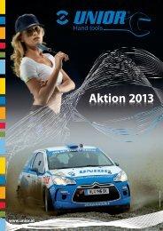 Unior Aktion 2013