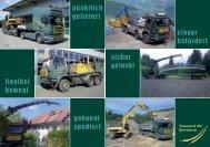 Download Flyer Transporte - Transport AG Entlebuch