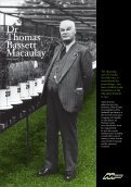 Dr Thomas Bassett Macaulay - The Macaulay Land Use Research ... - Page 3