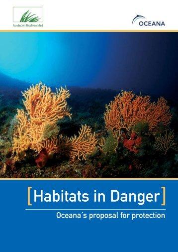"""Download """"Habitats in Danger"""" - Oceana"""