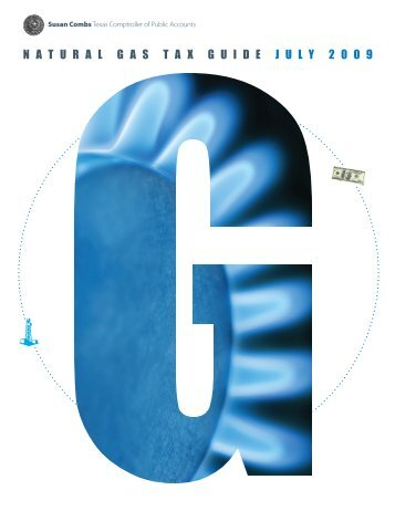 Texas Natural Gas Tax Guide