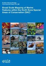 SAC - Scottish Natural Heritage