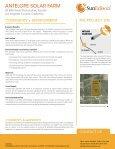 ANTELOPE SOLAR FARM - SunEdison - Page 2