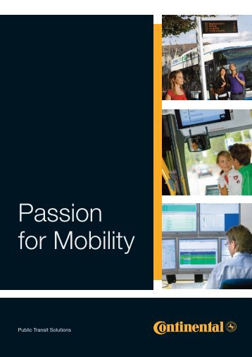 Passion for Mobility - Trapeze