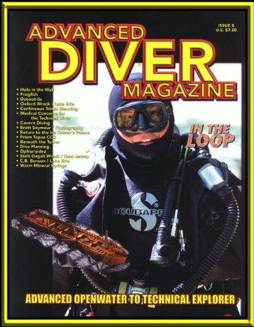 ADM ISSUE 8 - Advanced Diver Magazine