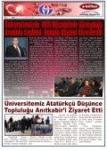 """""""Uluslararası Antep - Halep Vakıfları Sempozyumu"""" - Gaziantep ... - Page 6"""