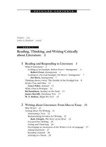 reading thinking and writing about multicultural literature