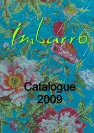 catalogus najaar 2009 nieuw.rgb - Imbarro