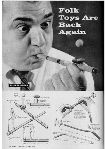 folk toys are back again - popular science magazine ... - Arvind Gupta