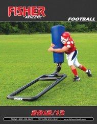 FOOTBALL FOOTBALL FOOTBALL - Fisher Athletic