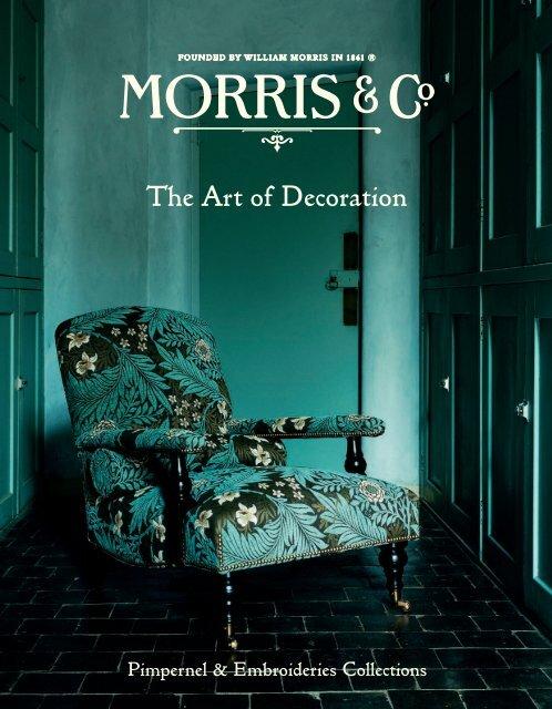 Morris & Co Brochure a_w - William Morris & Co
