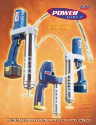 Cordless Rechargeable Grease Gun