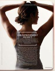 Om Improvement Project (package) – December ... - Andrea Bartz