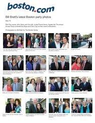 Bill Brett's latest Boston party photos- 2012 House - Boys and Girls ...