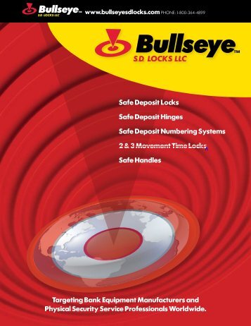 Catalog - Bullseye Safe Deposit Locks