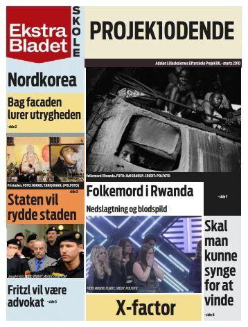Se vores avis - Efterskolen Ådalen