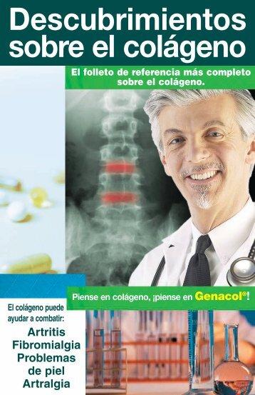 Descubrimientos sobre el colágeno - Genacol