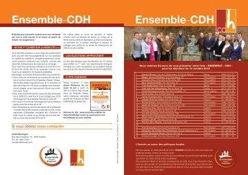 Ensemble-CDH Ensemble-CDH - Ensemble- Enghien