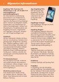 Gratis Sommerprogramm 2012. Free Summer Activities 2012 ... - Titlis - Seite 4
