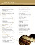 BANQUET MENU - River Rock Casino Resort - Page 6
