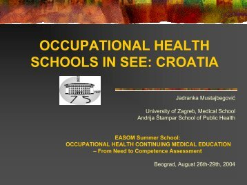Croatia - easom