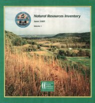 Goodhue County NtrlRscs Inv Vol 1 No Maps