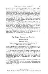Vereinigte Staaten von Amerika - Zeitschrift für ausländisches ...