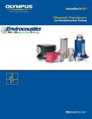 Ultrasonic Transducers - Envirocoustics