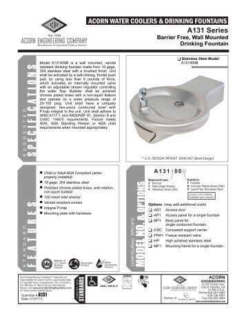Model - Acorn Engineering